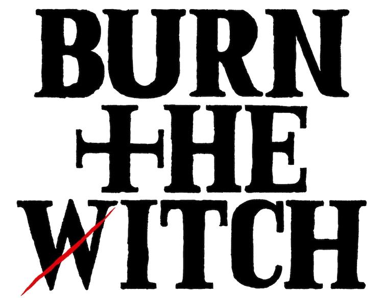 「BURN THE WITCH」ロゴ (c)久保帯人/集英社・「BURN THE WITCH」製作委員会
