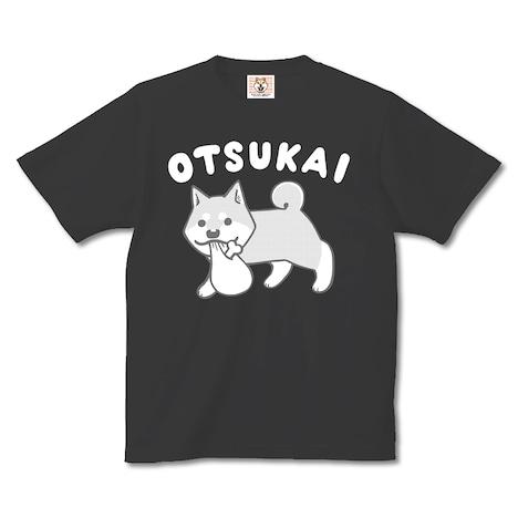 「漫画『いとしのムーコ』公式Tシャツ『おつかいムーコ』」スミブラック