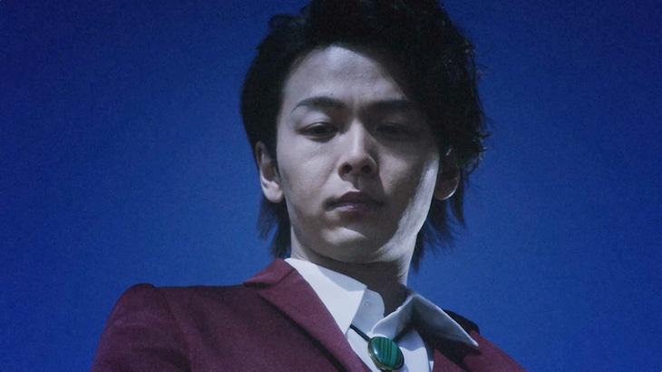 ドラマ「美食探偵 明智五郎」トレーラー第1弾より。