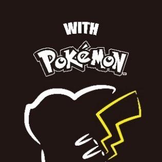 「with Pokemon UT」ロゴ