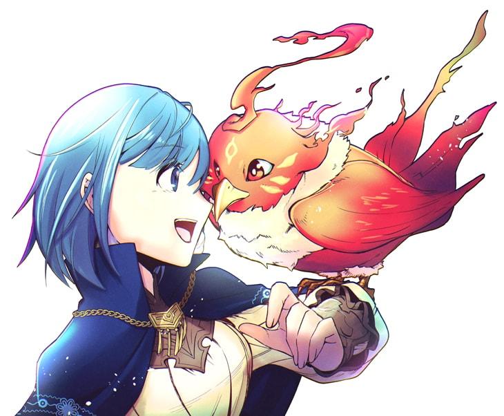 「不死鳥への転生 ドラゴン倒せるって普通の鳥じゃないよね?」カット