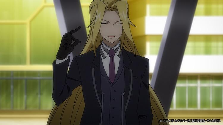 TVアニメ「シャドウバース」第7話より。