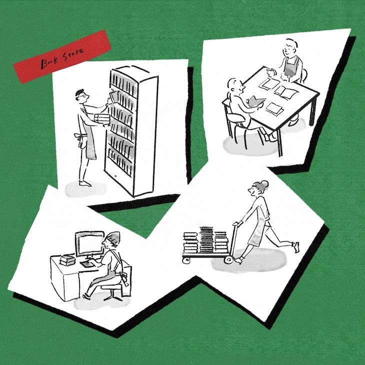 書店員が語る「コロナ禍とこれから」ビジュアル
