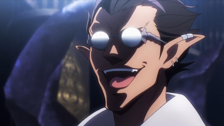 アニメ「オーバーロードIII」より。 (c)丸山くがね・KADOKAWA 刊/オーバーロード3製作委員会