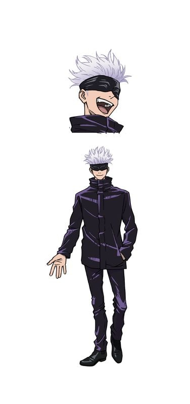Satoru Gojo (CV: Yuichi Nakamura). Grade: Extra grade. Teacher of Tokyo Metropolitan College of Magic. Flirty and at my own pace. The strongest sorcerer who wanders around all the time, but recognizes himself and others. Nurture the next generation of strong fellows and look to the future of the magic world.