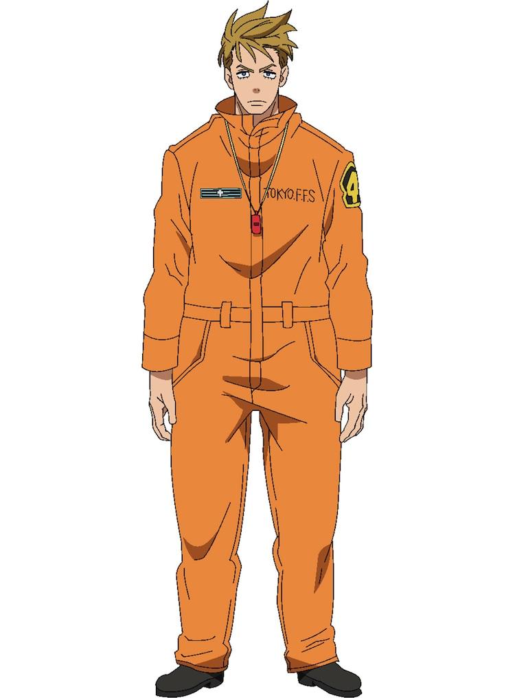 炎炎 ノ 消防 隊 ヨナ