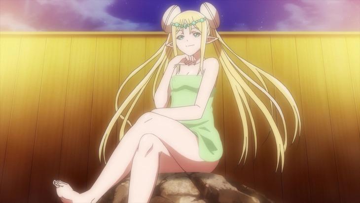 TVアニメ「ピーター・グリルと賢者の時間」PV第2弾より。