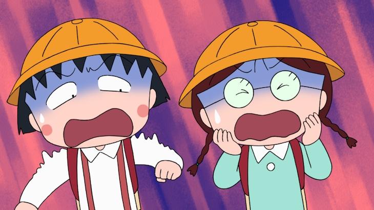 TVアニメ「ちびまる子ちゃん」より。
