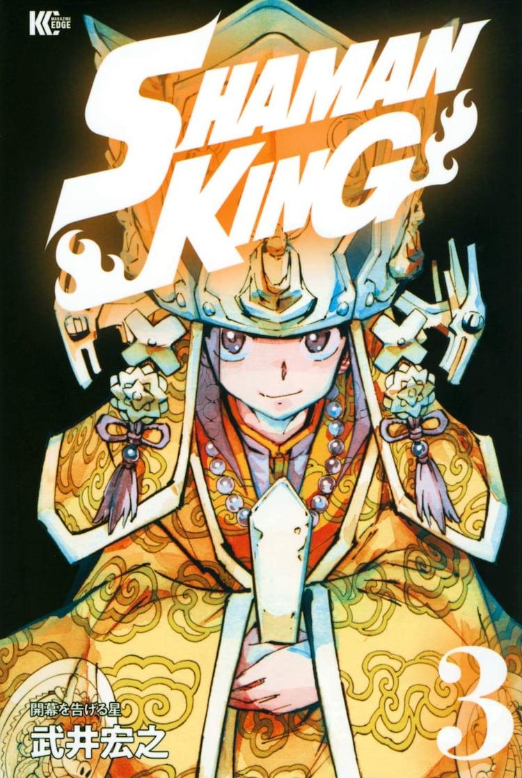 「SHAMAN KING」3巻