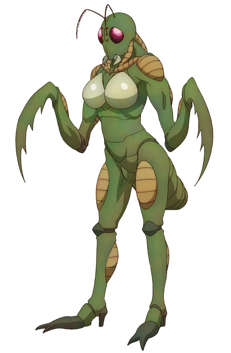 ハッコウ蟲(CV:伊藤静)