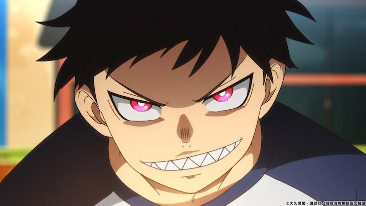 TVアニメ「炎炎ノ消防隊 弐ノ章」本PV第2弾より。