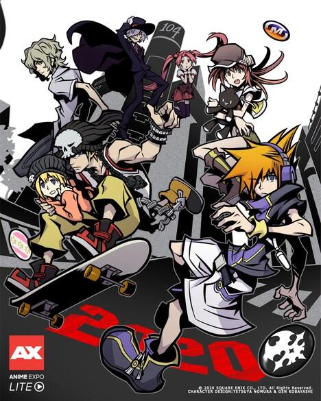 「Anime Expo Lite」キーアート