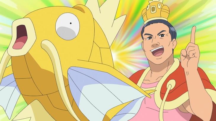 TVアニメ「ポケットモンスター」6月28日放送回より。
