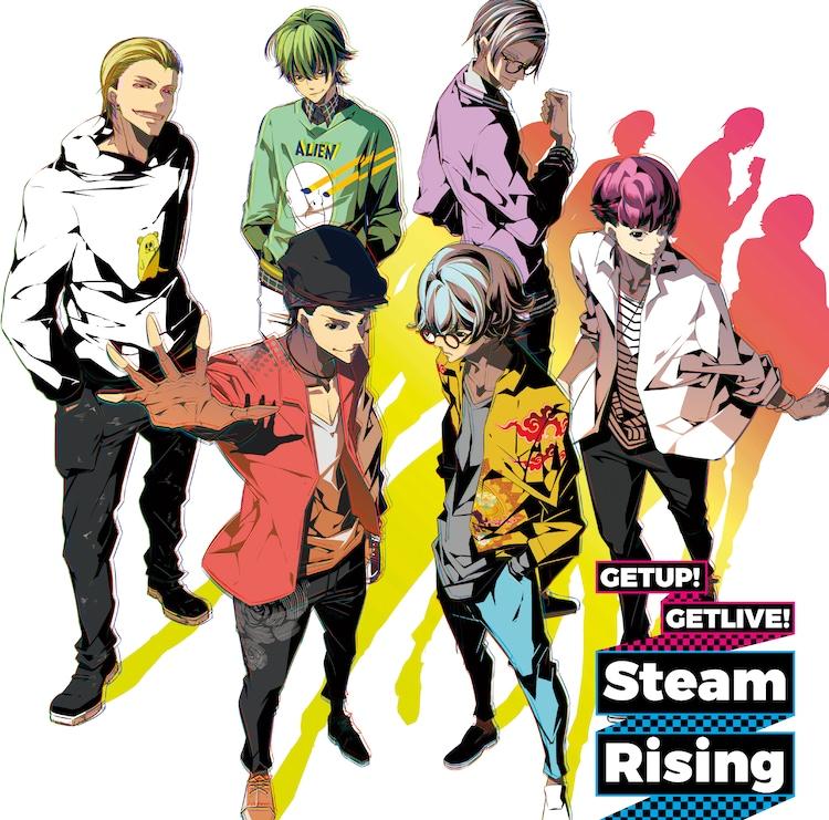 ドラマCD「GETUP! GETLIVE! Steam Rising」
