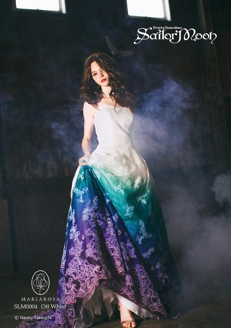 「外部太陽系4戦士イメージドレス」