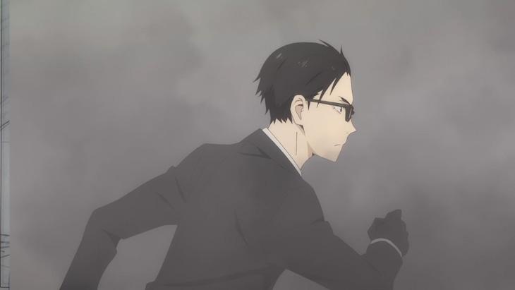 TVアニメ「富豪刑事 Balance:UNLIMITED」新PVより。