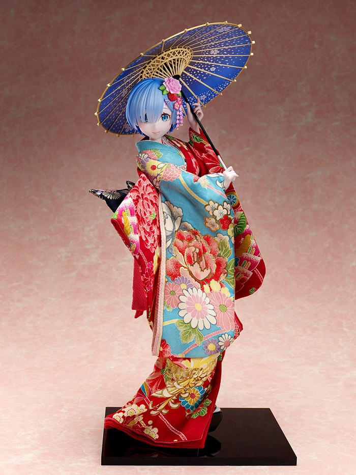 「Re:ゼロから始める異世界生活 レム-日本人形- 1/4スケールフィギュア」