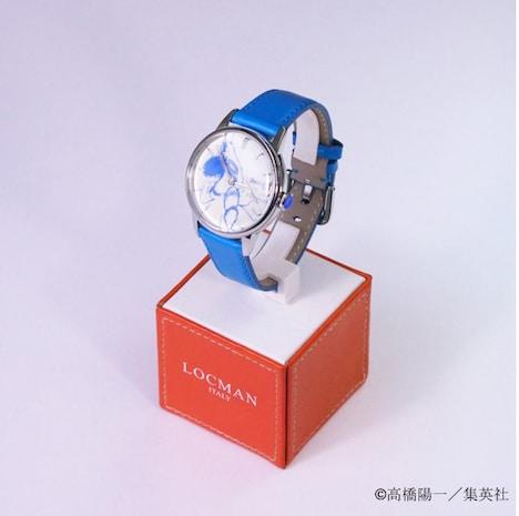「『キャプテン翼』×LOCMANコラボ時計」