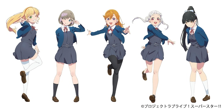 """Love Live!"" New Anime Project Officially Titled As ""Love Live! Superstar!!"""