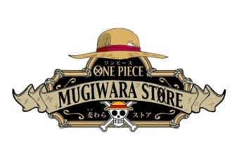 「麦わらストア」ロゴ