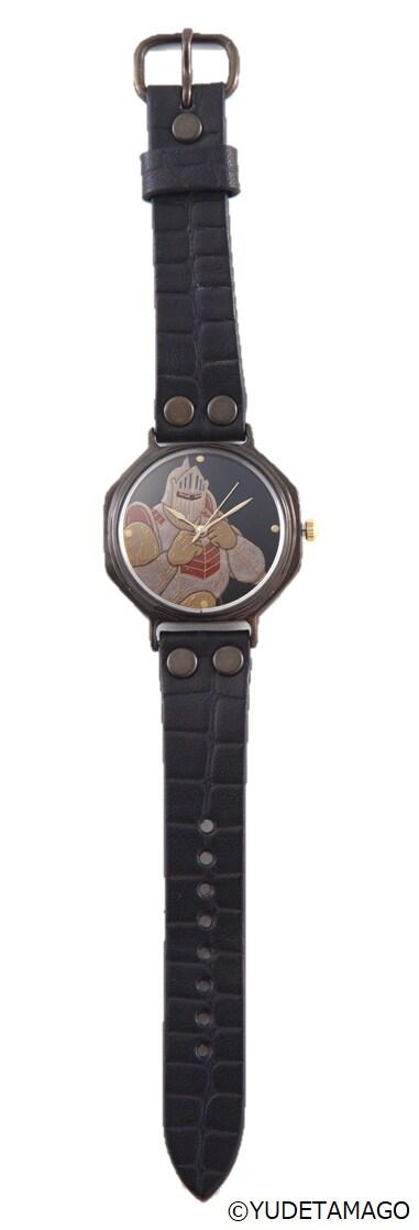 ロビンマスクの腕時計。
