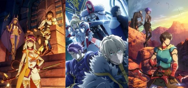 1st 'Fate/Grand Order' Anime Film Set for December 5