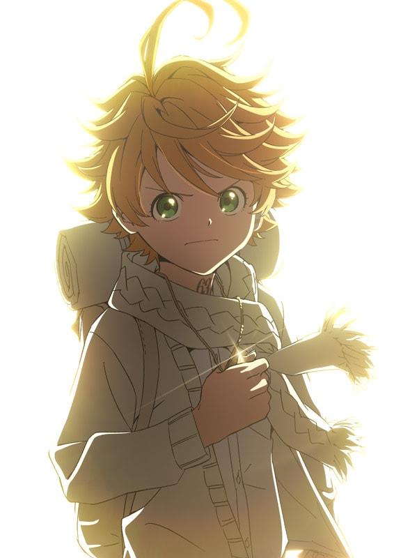 TVアニメ「約束のネバーランド」第2期ティザービジュアル