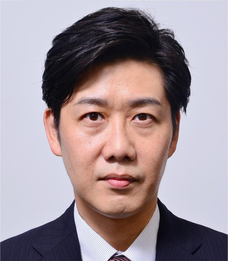 林泰文扮する河田誠一郎。 (c)「働かざる者たち」製作委員会