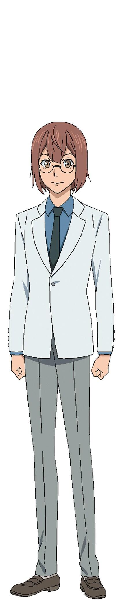 加瀬学(CV:浜田洋平)