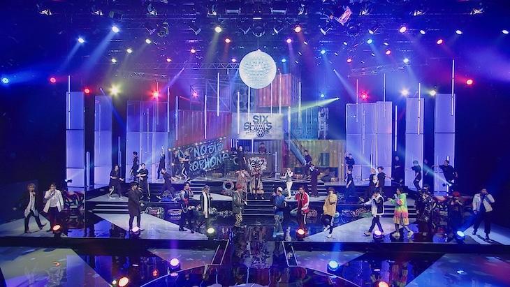 「ヒプノシスマイク -Division Rap Battle- 5th LIVE@AbemaTV《SIX SHOTS UNTIL THE DOME》」ダイジェスト映像より。