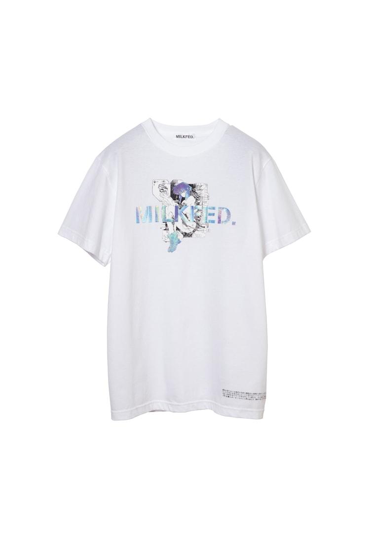 「攻殻機動隊 Tシャツ」(c)士郎正宗/講談社