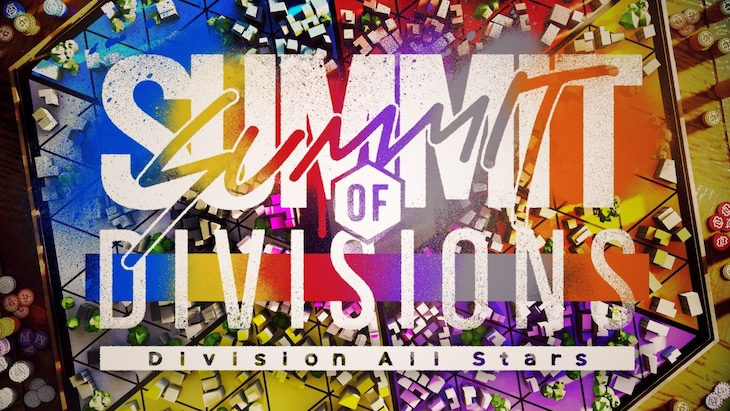 Division All Stars「SUMMIT OF DIVISIONS」トレイラー映像のサムネイル。