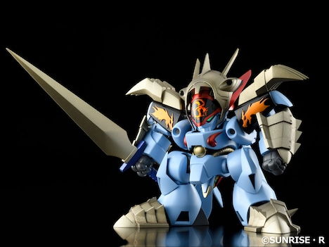 「PLAMAX MS-09 影輝鋼衣龍王丸」