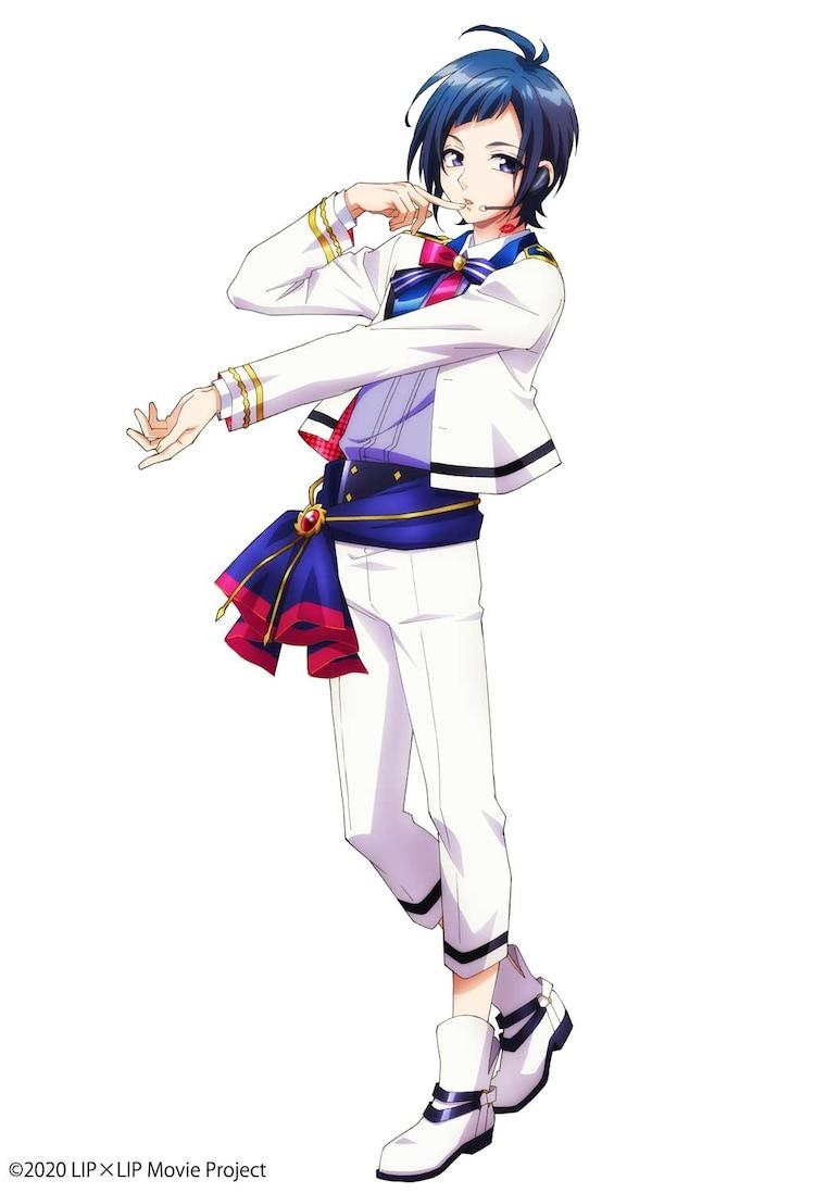 勇次郎(CV:内山昂輝)。歌舞伎の舞台に立つことを夢見る中学3年生。稽古に励んできたが、歌舞伎役者である父親の後継者に選ばれず、夢を失う。何かが見つかるかもしれないと思い、アイドルオーディションを受けることに。
