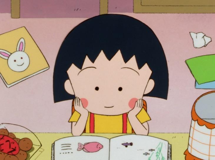 「放送開始30周年記念 ちびまる子ちゃん 第1期 Blu-ray」より。