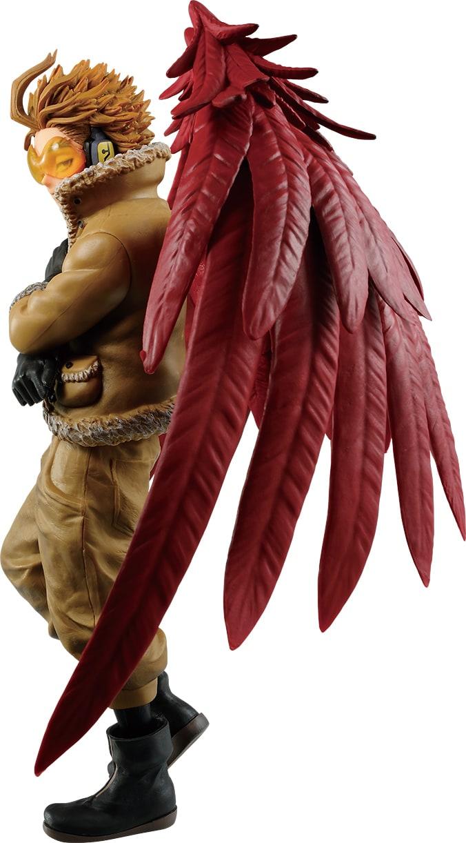 """Prize D """"Hawks; MASTERLISE""""."""