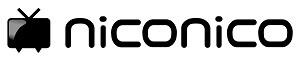 niconicoのロゴ。