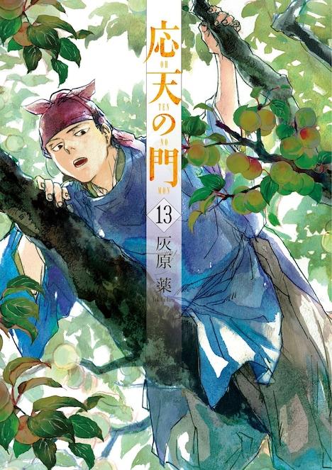 「応天の門」13巻