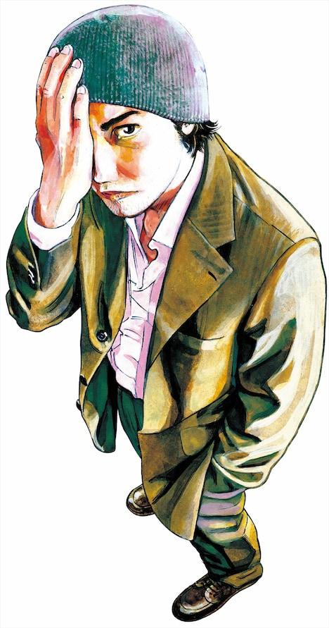 Yamamoto Hideo's 'Homunculus' Manga Gets Live-Action Film in 2021