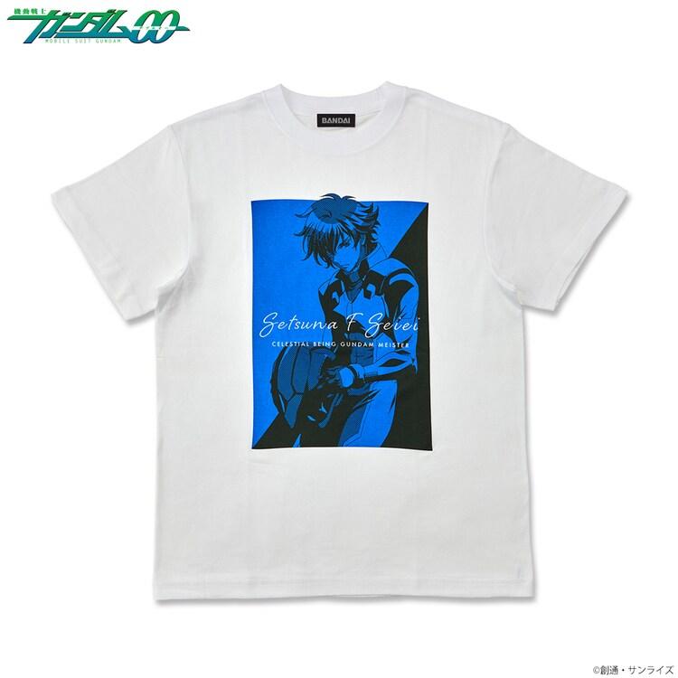 刹那・F・セイエイのTシャツ。