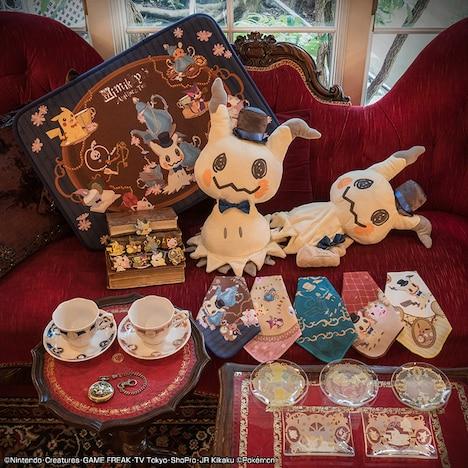 「一番くじ Pokemon Mimikkyu's Antique&Tea」