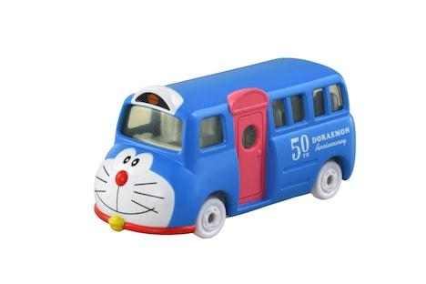 「ドラえもん 50th Anniversary ラッピングバス」