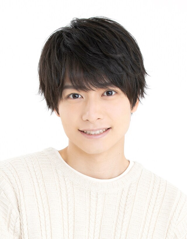 ドラマCD「これは愛で、恋じゃない〜私を甘やかしたい高校生カレシの溺愛〜」に出演する小澤廉。