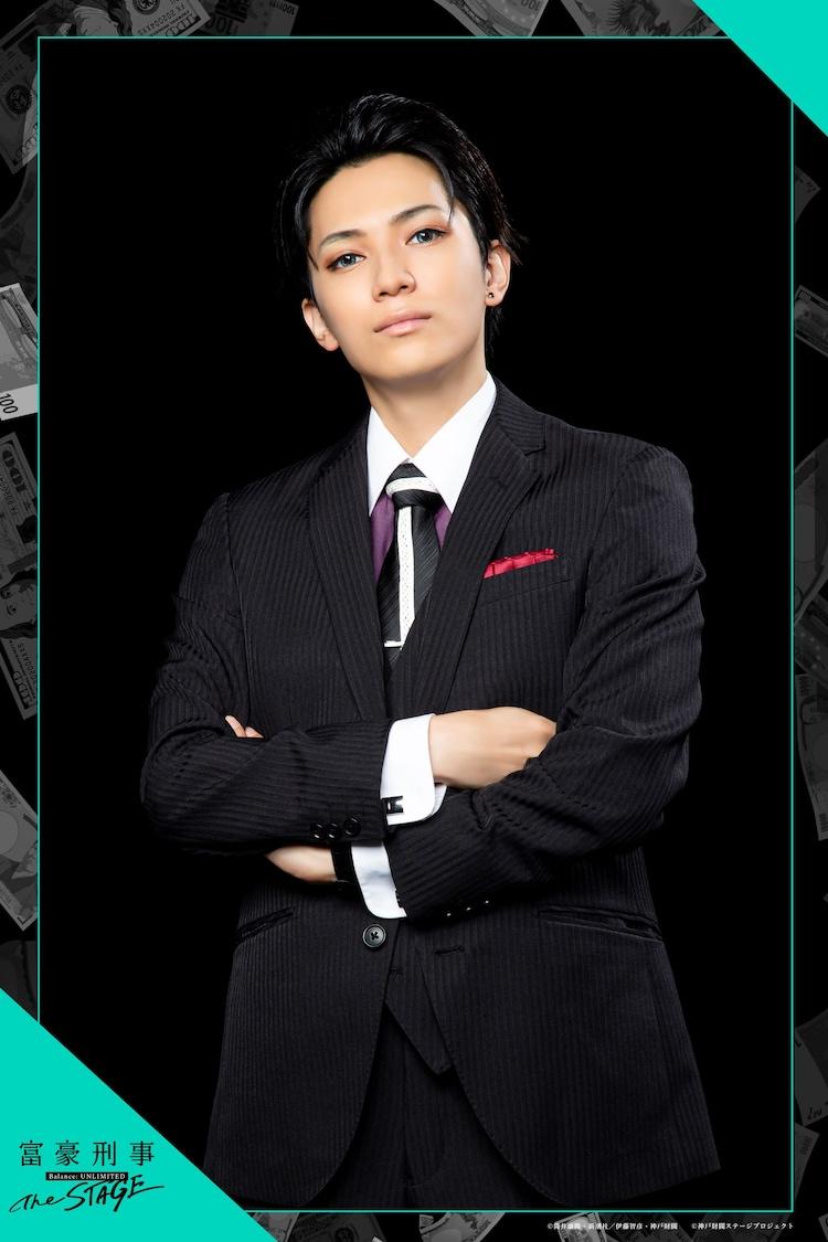 糸川耀士郎扮する神戸大助。