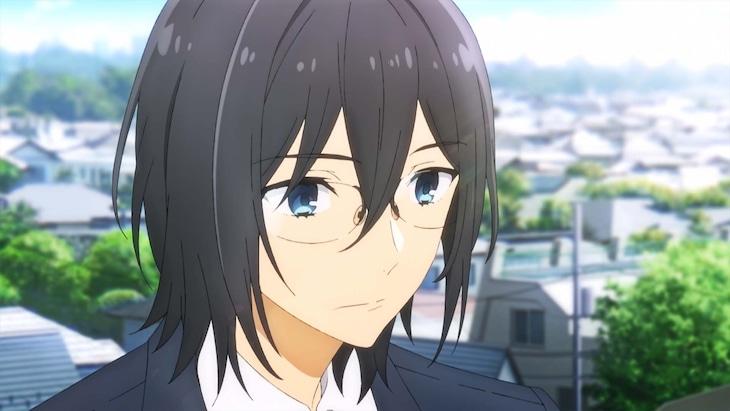 TVアニメ「ホリミヤ」の「第一弾PV(堀&宮村ver.)」より。