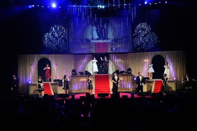 「かぐや様は告らせたい on Stage ~秀知院音楽譚~」より。