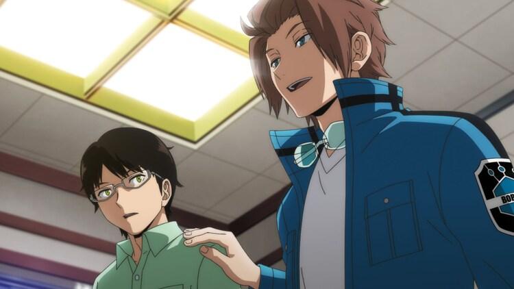 TVアニメ「ワールドトリガー」2ndシーズンの特報映像より。