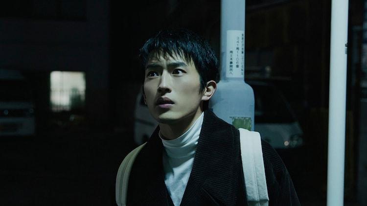 ドラマ「東京怪奇酒」より杉野遥亮。