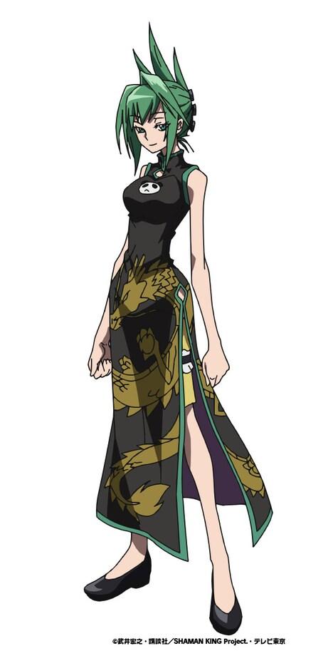 道潤(CV:根谷美智子) 蓮の姉であり、死者をキョンシーとして操り戦わせる道士。幼い頃から蓮の教育係として世話をしてきた。持霊を道具として扱い、呪符を使って意識を封じた上で、完全に支配している。死体を操って戦うため、人体の構造に詳しい。