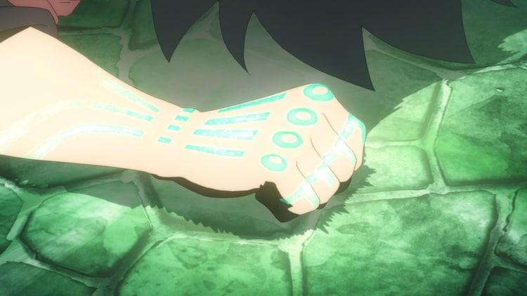 TVアニメ「EDENS ZERO」ティザーPVより。